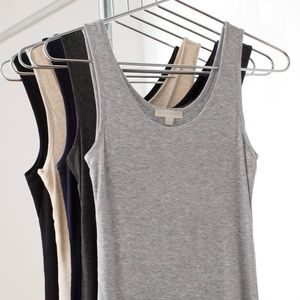 5 Pack: Soft Tank Tops